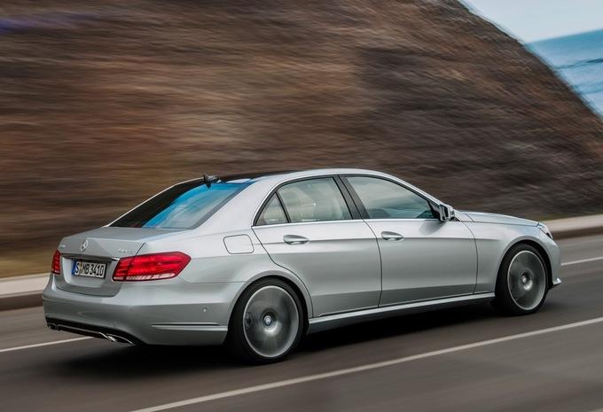 Mercedes Classe E #4