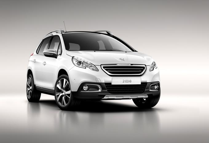 Peugeot 2008 #1