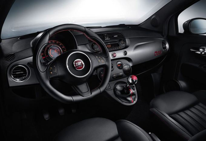 Fiat 500S #5
