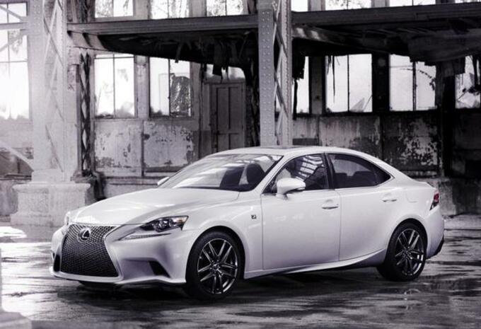 Lexus IS #2