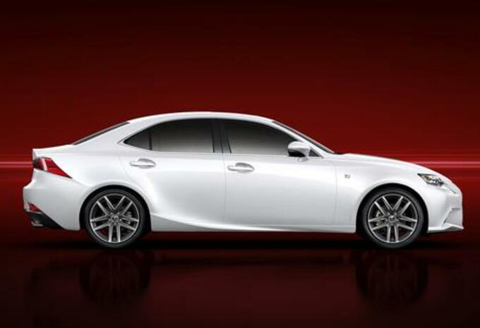 Lexus IS #4