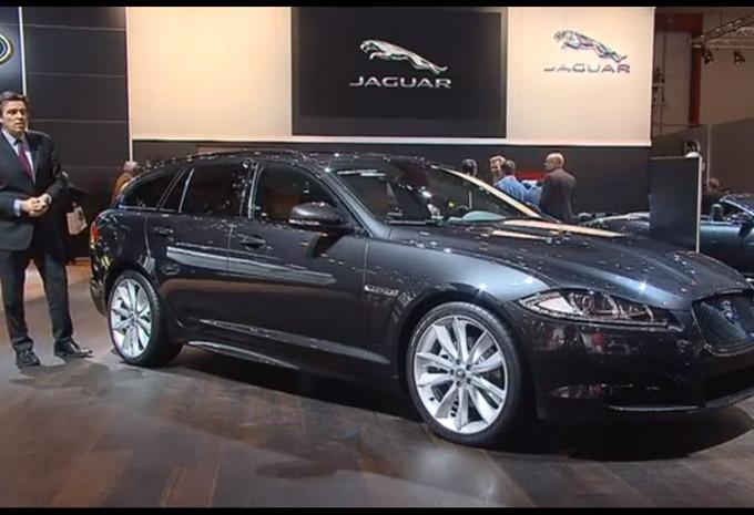 Jaguar XF Sportbrake #1