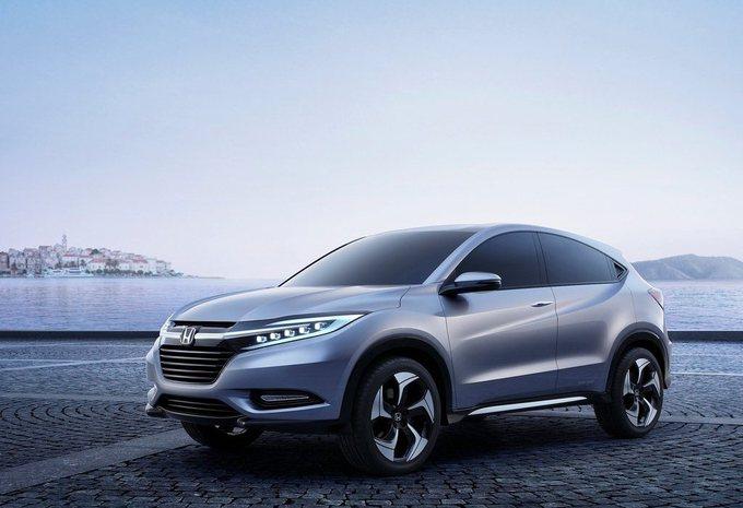Honda Urban SUV Concept #1