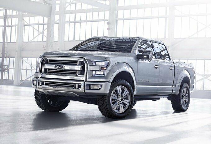 Ford Atlas Concept #1