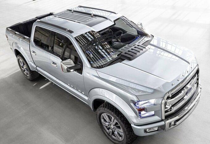 Ford Atlas Concept #5