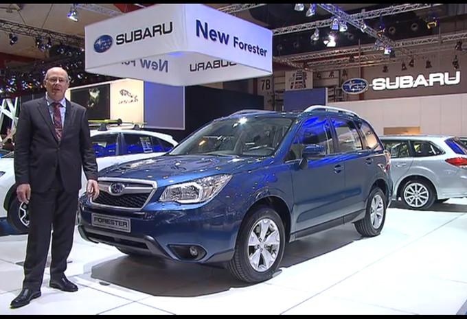 Subaru Forester #1