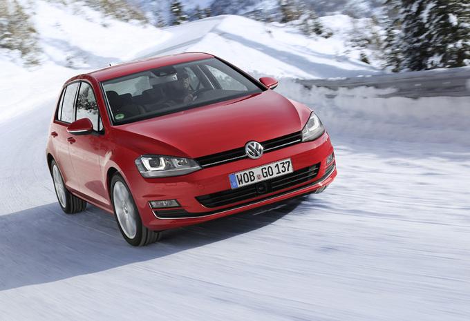 Volkswagen Golf 4Motion #2