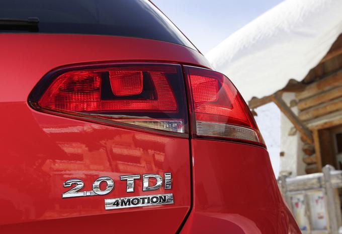 Volkswagen Golf 4Motion #3