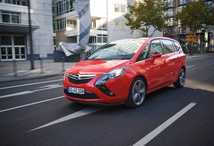 Opel Zafira Tourer Biturbo #1