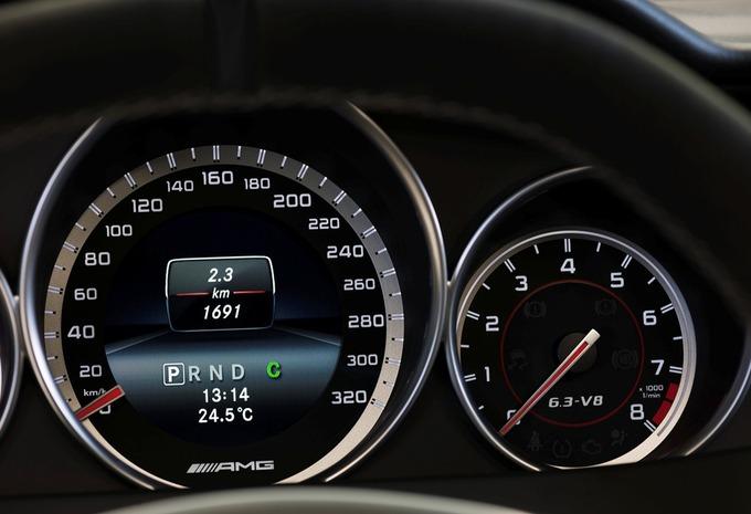 Mercedes C 63 AMG Edition 507 #3