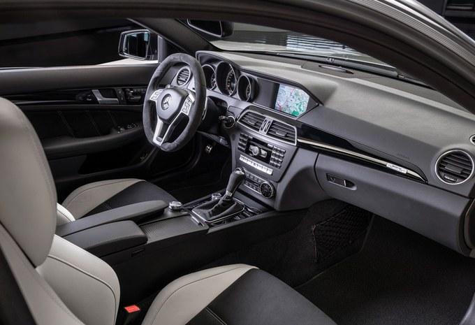 Mercedes C 63 AMG Edition 507 #4