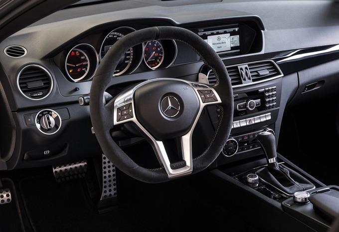 Mercedes C 63 AMG Edition 507 #6