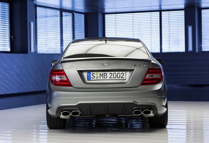 Mercedes C 63 AMG Edition 507 #8