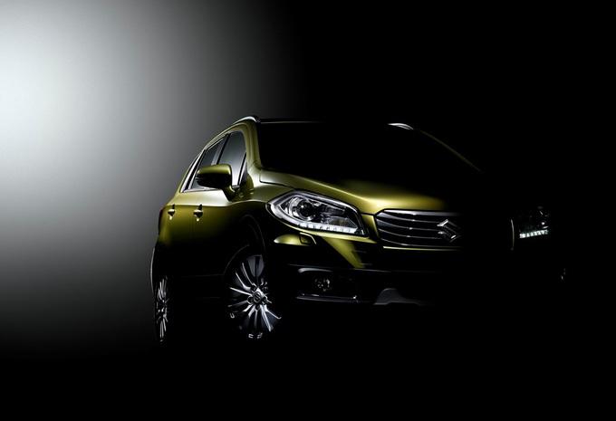 Nieuwe compacte SUV bij Suzuki #1