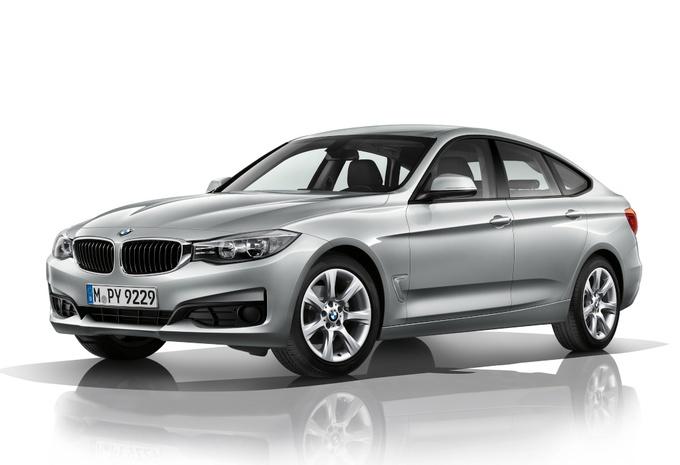 BMW 3-Reeks GT gelekt #1