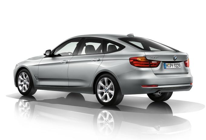 Fuite de la BMW Série 3 GT #2