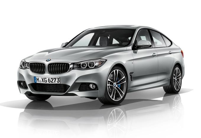 Fuite de la BMW Série 3 GT #3