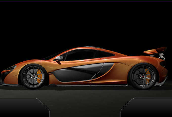 McLaren P1 #1