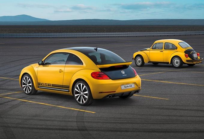 Volkswagen Beetle GSR #4
