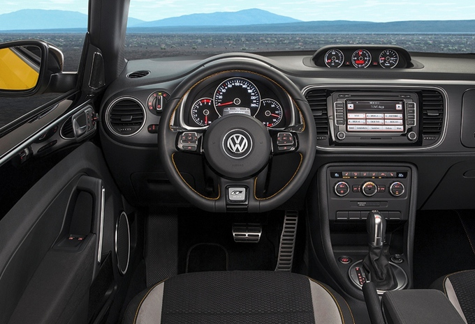 Volkswagen Beetle GSR #8