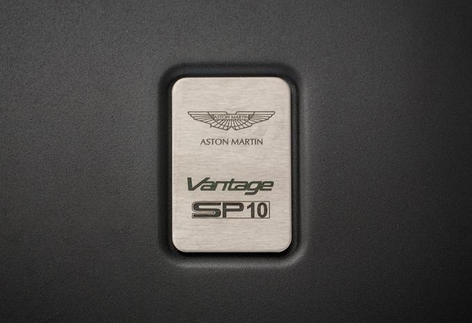 Aston Martin Vantage SP10 #7