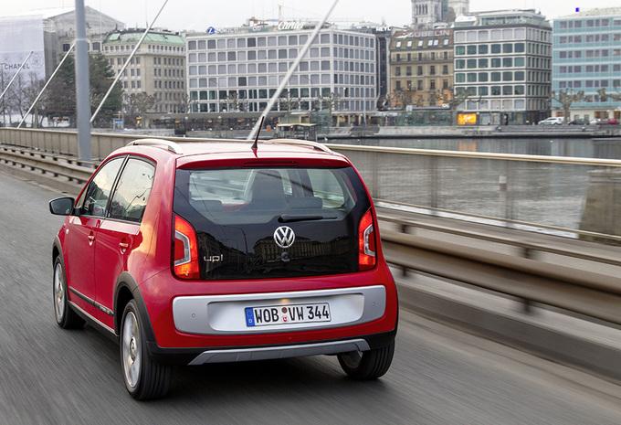 Volkswagen Cross Up #3
