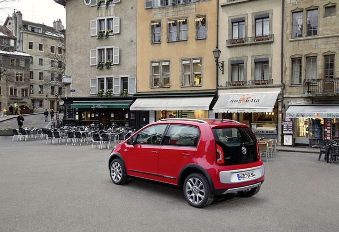 Volkswagen Cross Up #4