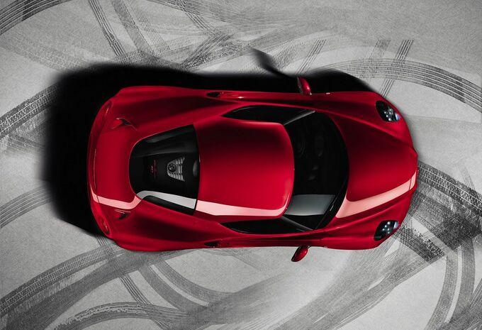 Alfa Romeo 4C #3