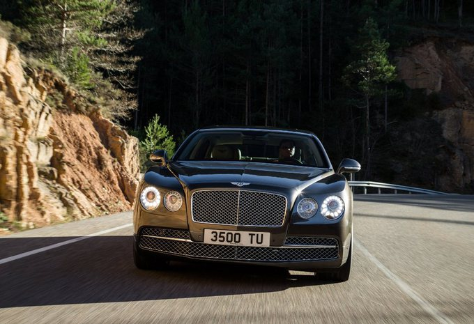 Bentley Flying Spur #3