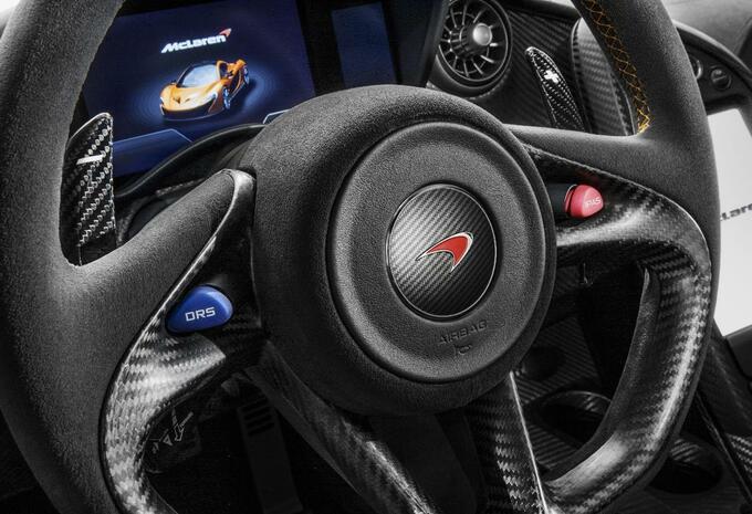 McLaren P1 krijgt hybride aandrijflijn #3