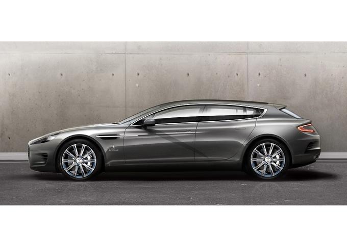 Aston Martin Rapide Bertone #1
