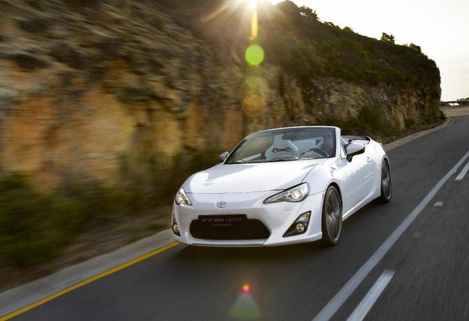 Toyota FT86 Open Concept #1