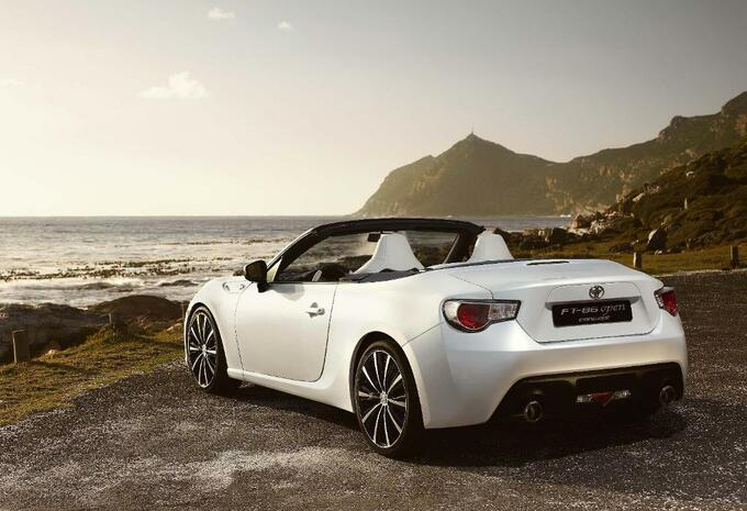 Toyota FT86 Open Concept #5