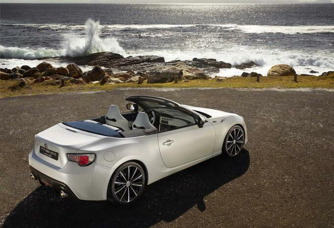 Toyota FT86 Open Concept #6