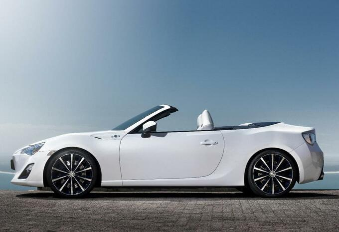Toyota FT86 Open Concept #7