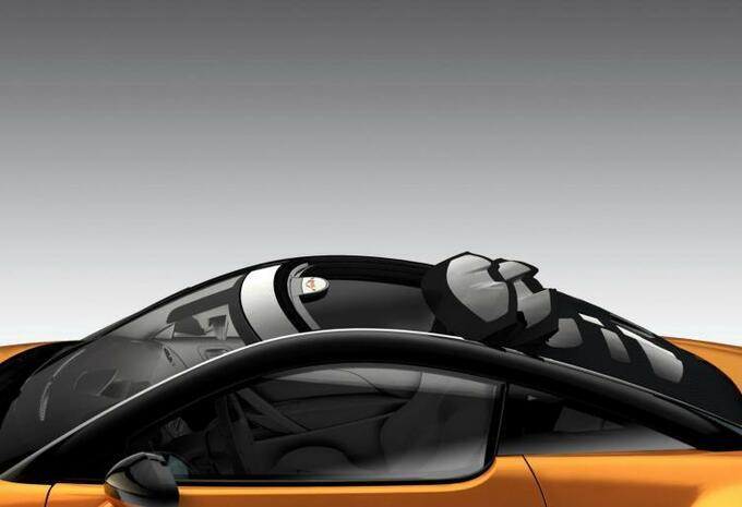 Peugeot RCZ Top View Concept #2