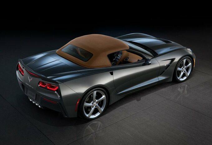Chevrolet Corvette Stingray Convertible #7