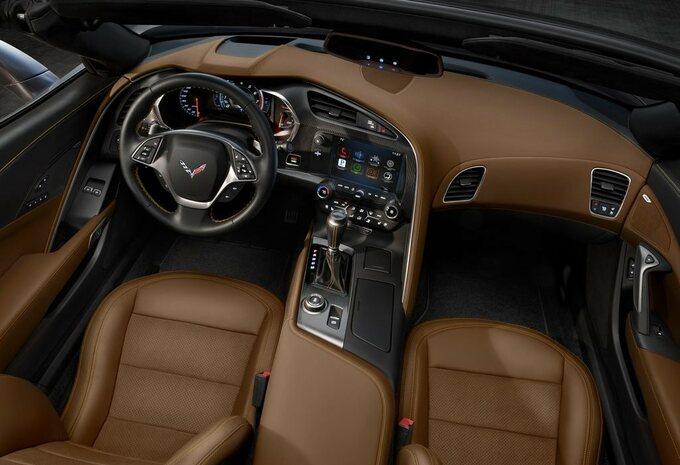 Chevrolet Corvette Stingray Convertible #9