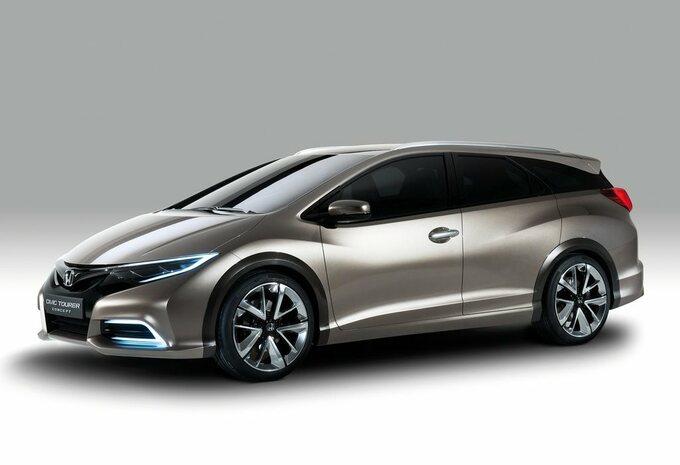 Honda Civic Tourer Concept #1