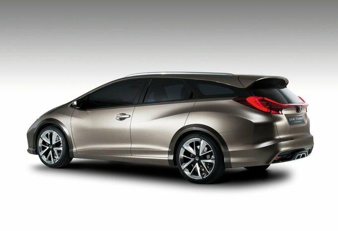Honda Civic Tourer Concept #3