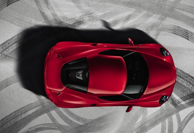 Alfa Romeo 4C #2