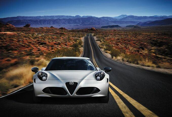 Alfa Romeo 4C #5