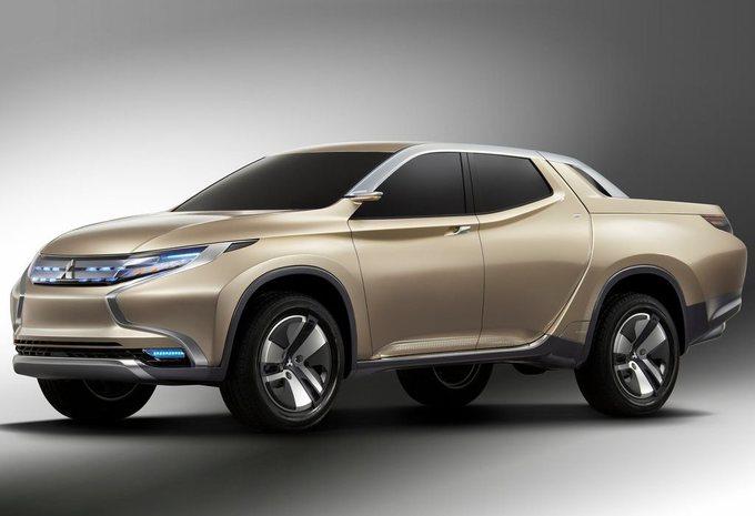 Mitsubishi GR-HEV Concept #1