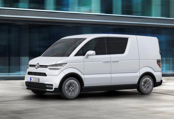 Volkswagen e-Co-Motion #1