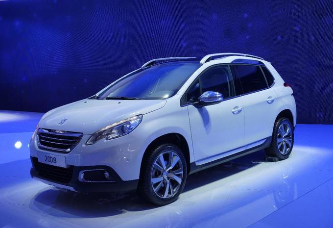 Peugeot 2008 en vidéo #1