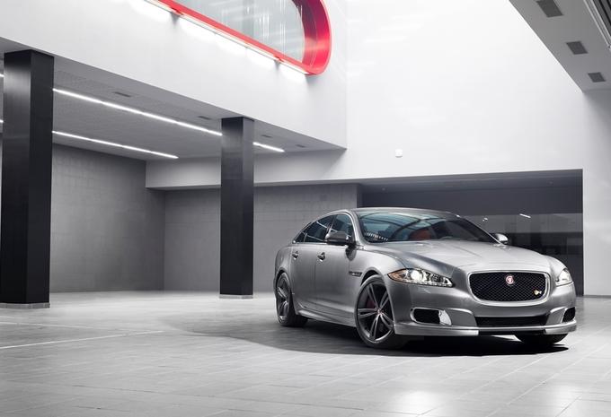 Jaguar XJR #1