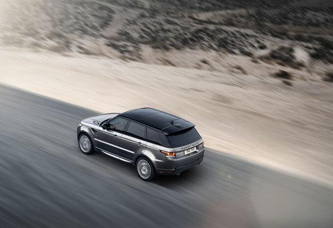 Range Rover Sport #5