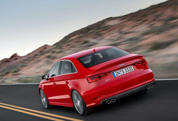 Audi A3 Berline #10