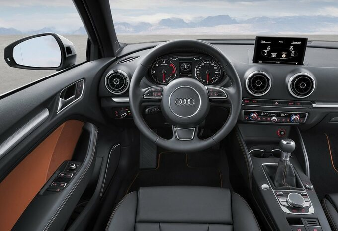 Audi A3 Berline #5