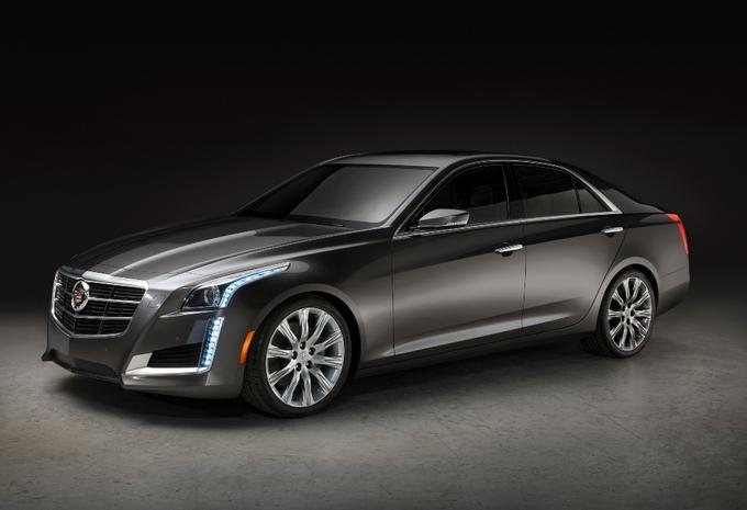 Cadillac CTS #1
